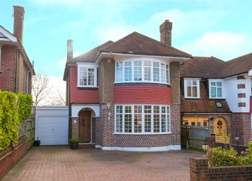 Thumbnail 3 bed detached house for sale in Monro Gardens, Harrow Weald