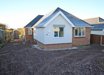 Thumbnail 3 bed detached bungalow for sale in Lavender Road, Hordle, Lymington