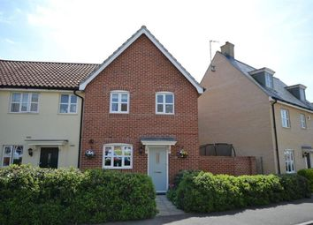 Thumbnail 3 bed detached house to rent in Ranulf Road, Flitch Green, Great Dunmow