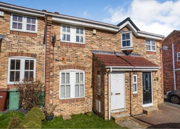 Thumbnail 2 bed town house for sale in Hammerton Grove, Wakefield