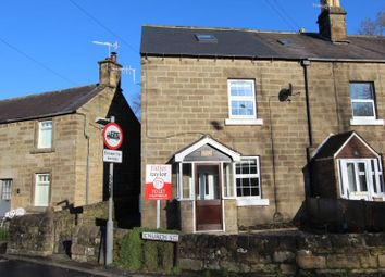 Thumbnail 3 bed cottage to rent in Nottingham Road, Tansley, Matlock
