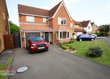 4 bed detached house for sale in Lark Close, Leicester LE3
