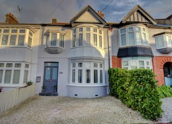 Thumbnail 3 bed detached house for sale in Lord Roberts Avenue, Leigh-On-Sea