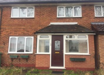 Thumbnail 3 bed property to rent in Church Close, Kingshurst, Birmingham
