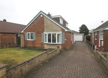 Thumbnail 4 bed detached bungalow to rent in South Drive, Bolton