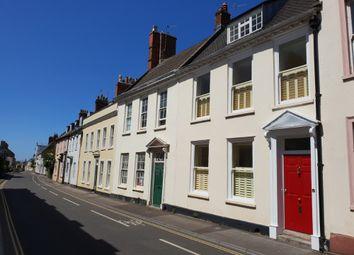 Chamberlain Street, Wells BA5. 3 bed town house