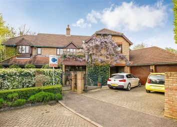 Thumbnail 5 bedroom detached house for sale in Ketelbey Nook, Old Farm Park, Milton Keynes, Bucks