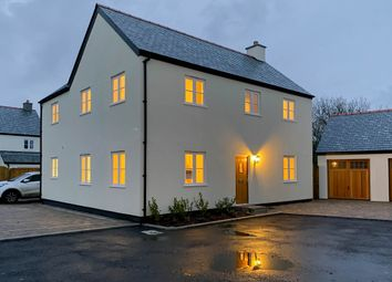 Thumbnail 4 bed detached house for sale in Higman Close, Mary Tavy, Tavistock