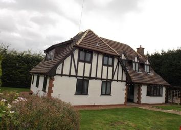 Thumbnail 5 bedroom detached house for sale in Lodge, Wingates Square, Westhoughton, Greater Manchester