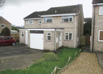 Thumbnail 3 bed semi-detached house for sale in Romsey Road, Yeovil