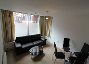 Thumbnail 2 bed flat to rent in Butterworth House, Western Street, Nottingham NG1, Nottingham,