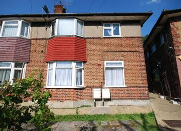 Thumbnail 2 bedroom maisonette to rent in Riverside Gardens, Wembley, Middlesex