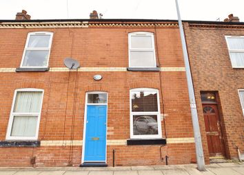 Thumbnail 2 bed terraced house for sale in Cromwell Road, Eccles, Manchester