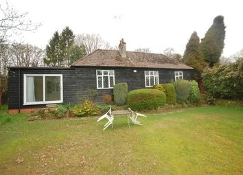 Thumbnail 2 bedroom bungalow to rent in Piltdown, Uckfield