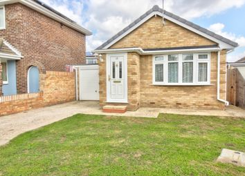 Thumbnail 1 bed bungalow for sale in Hernen Road, Canvey Island