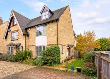 Thumbnail 4 bed semi-detached house for sale in Restwood Place, Faringdon Road, Southmoor, Abingdon