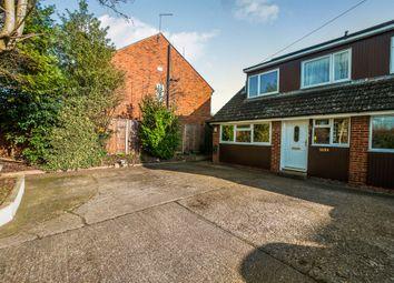 Thumbnail 3 bed semi-detached house for sale in Lent Rise Road, Burnham, Slough