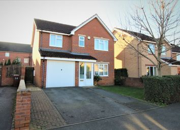 Thumbnail 4 bed detached house for sale in Edward Street, Wombwell, Barnsley