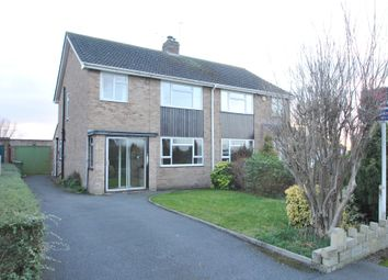 Thumbnail 3 bed semi-detached house for sale in Ellenborough Road, Bishops Cleeve