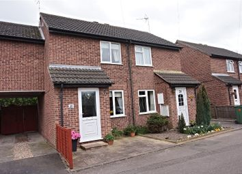Thumbnail 2 bed terraced house for sale in Deanside Drive, Loughborough