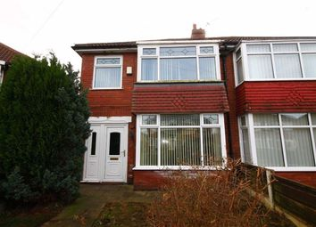 3 bed semi-detached house for sale in Wentworth Avenue, Manchester M18