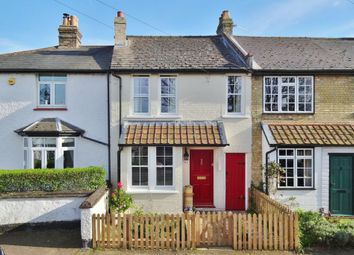 Thumbnail 3 bed terraced house for sale in Chequer Street, Fenstanton, Huntingdon