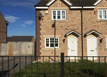 Thumbnail 2 bed semi-detached house to rent in Rowantree Drive, Bradford