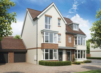 Thumbnail 4 bed semi-detached house for sale in Edison Place, Technology Drive, Rugby