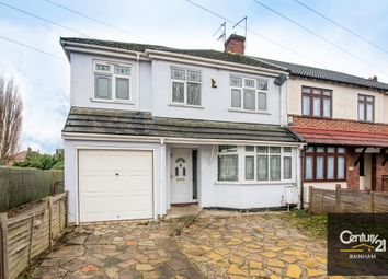 4 bed end terrace house for sale in Harold Court Road, Harold Wood, Romford RM3