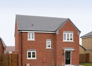 Thumbnail 3 bedroom detached house for sale in Off Station Road, Long Buckby