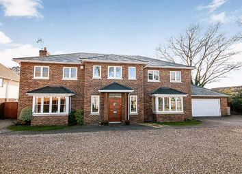 Thumbnail 5 bedroom detached house for sale in Horns Drove, Rownhams, Southampton
