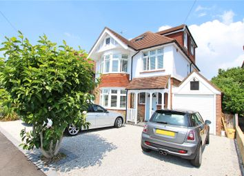 Thumbnail 4 bed detached house for sale in St Lawrence Avenue, Worthing, West Sussex