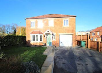 4 bed detached house for sale in Lourdes Grange, Ackworth, Pontefract, West Yorkshire WF7