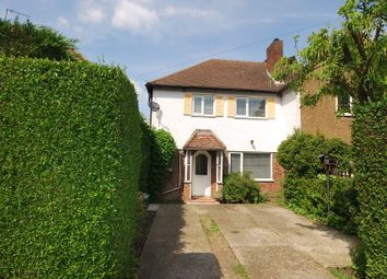 Thumbnail 1 bed semi-detached house for sale in Green End, Hook, Chessington