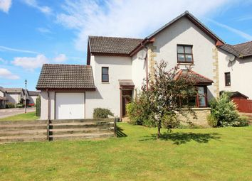 Thumbnail 3 bed detached house for sale in Mannachie Road, Forres