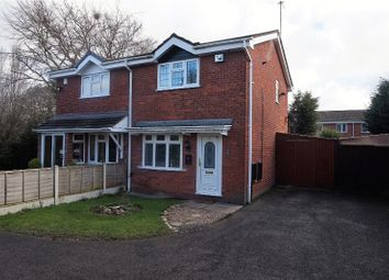 Thumbnail 2 bedroom semi-detached house for sale in Speedwell Gardens, Wolverhampton