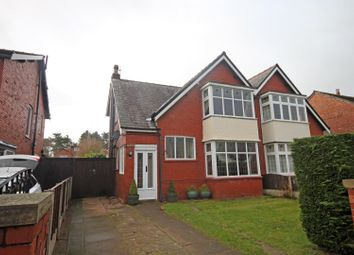 Thumbnail 3 bed semi-detached house for sale in Dunbar Road, Birkdale, Southport