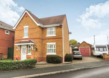 Thumbnail 3 bedroom detached house for sale in Burgh Way, Walsall