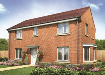 Thumbnail 3 bedroom detached house for sale in Signals Drive, Stoke, Coventry