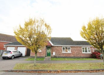 Thumbnail 3 bed detached bungalow for sale in Cherry Tree Avenue, Martham