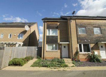 Thumbnail 2 bedroom terraced house for sale in Newport Road, Broughton, Milton Keynes