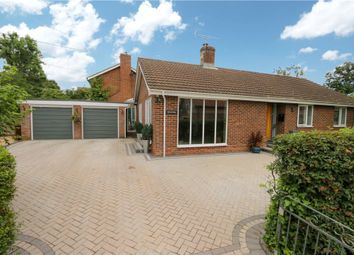 Thumbnail 3 bed detached bungalow for sale in Maurys Lane, West Wellow, Romsey, Hampshire