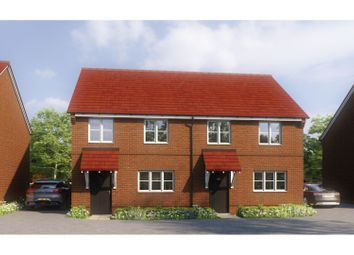 Thumbnail 3 bed semi-detached house for sale in Russell Green Gardens, Saffron Walden