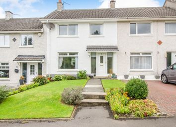 Thumbnail 3 bedroom terraced house for sale in Abernethy Park, East Kilbride, Glasgow