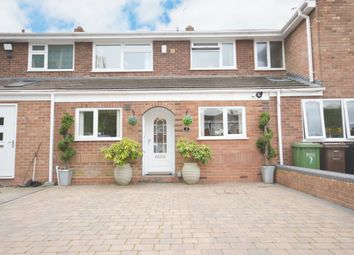 Thumbnail 3 bed terraced house for sale in Birchmoor Close, Birmingham