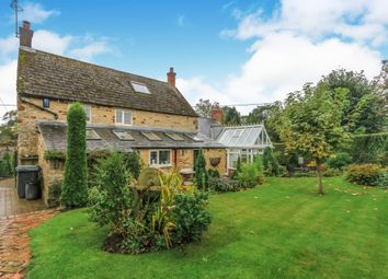 Thumbnail 3 bed detached house for sale in Cranford Road, Great Addington, Kettering