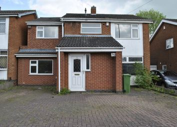 Thumbnail 5 bed detached house to rent in Severn Road, Oadby