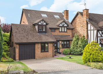 5 bed detached house for sale in Priory Field Drive, Edgware HA8
