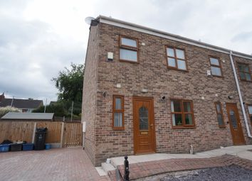 3 bed end terrace house for sale in Vicars Mews, Knottingley WF11