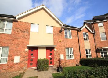 Thumbnail 3 bed town house to rent in Harrow Close, Addlestone